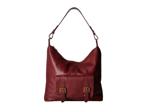 Fossil Cleo Hobo - Cabernet