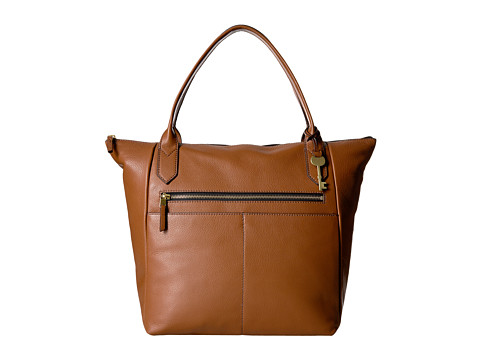 Fossil Fiona Tote - Brown