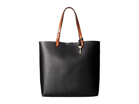 Fossil Rachel North/South Tote - Black