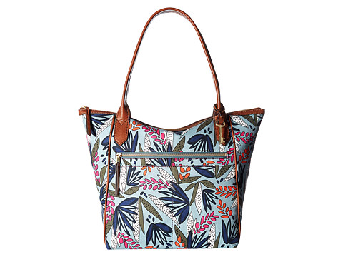 Fossil Fiona Tote - Agave