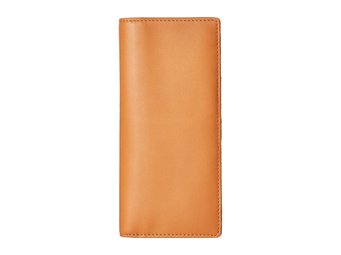 Skagen Slim Vertical Wallet - Tan 1