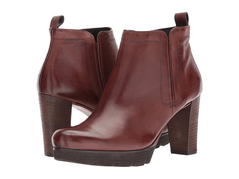 Paul Green Olivia Boot (Saddle Leather) Women