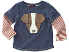 Mud Pie Puppy Long Sleeve Shirt (Infant/Toddler)