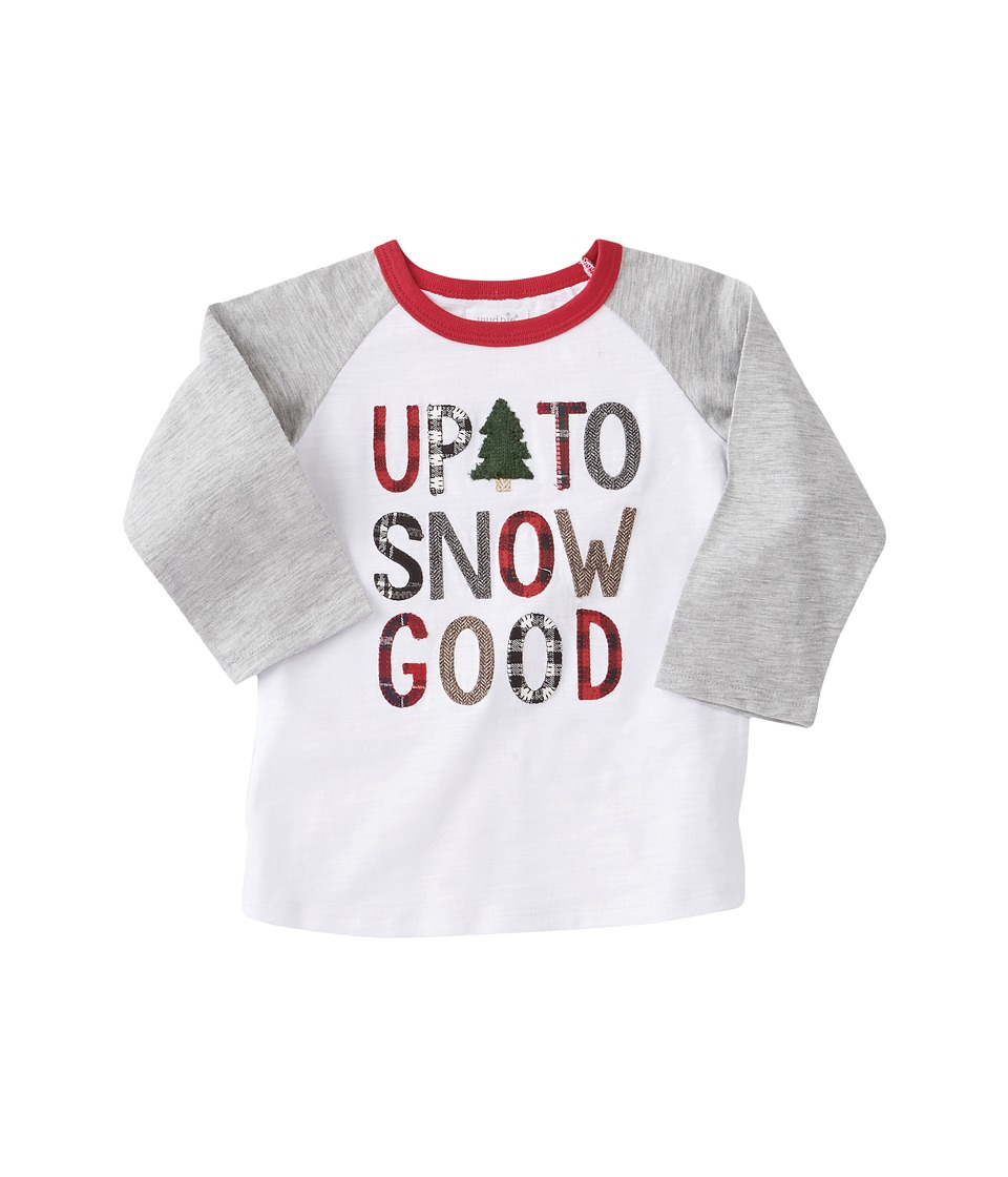 Mud Pie - Up To Snow Good Long Sleeve Shirt (Infant/Toddl...
