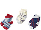 Mud Pie Mud Pie - Holiday Best Sock Set (Infant)