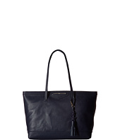 Tommy Hilfiger - Tassel Pebble Leather Tote