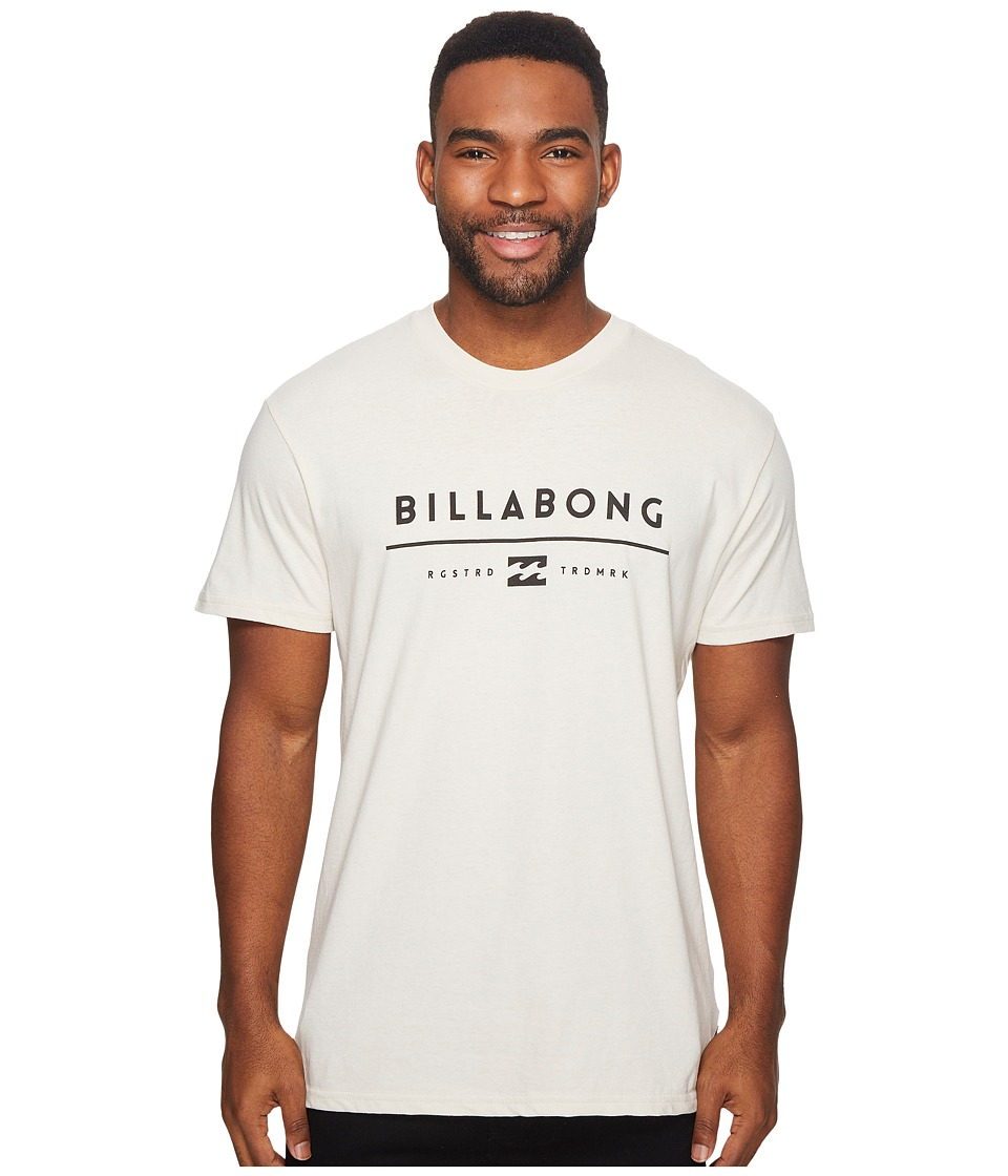 Billabong Unity Tee (Rock) Men