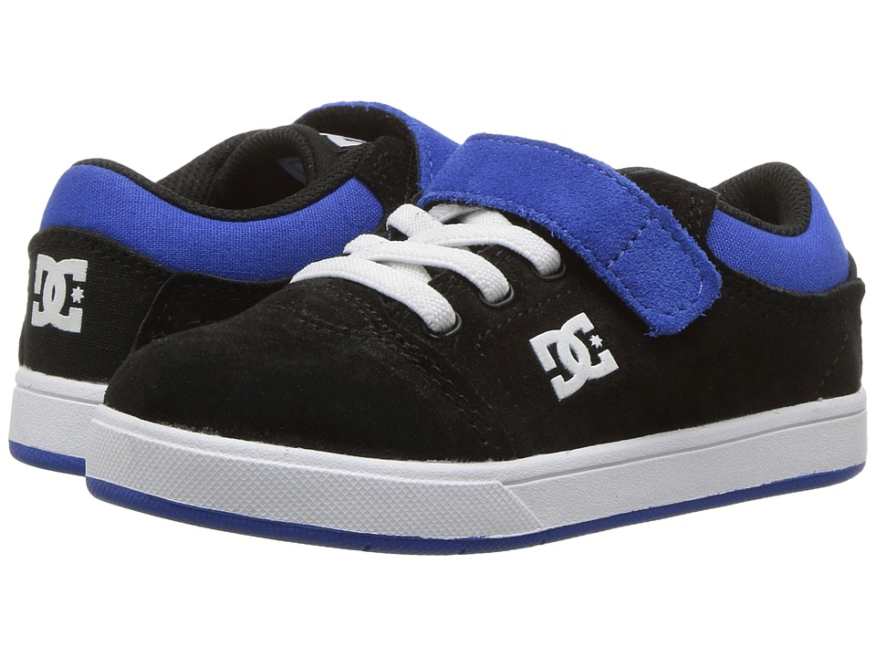 DC Kids Crisis (Toddler) (Black/Blue) Boys Shoes