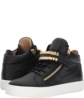 Giuseppe Zanotti - May London Mid Top Grill Sneaker