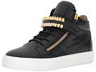 Giuseppe Zanotti May London Mid Top Grill Sneaker