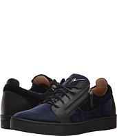 Giuseppe Zanotti - Brek Low Top Velvet Sneaker