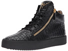 Giuseppe Zanotti May London Mid Top Zayn Sneaker