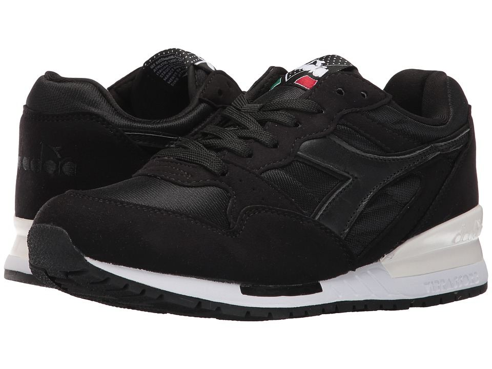 Diadora Intrepid NYL (Black) Athletic Shoes