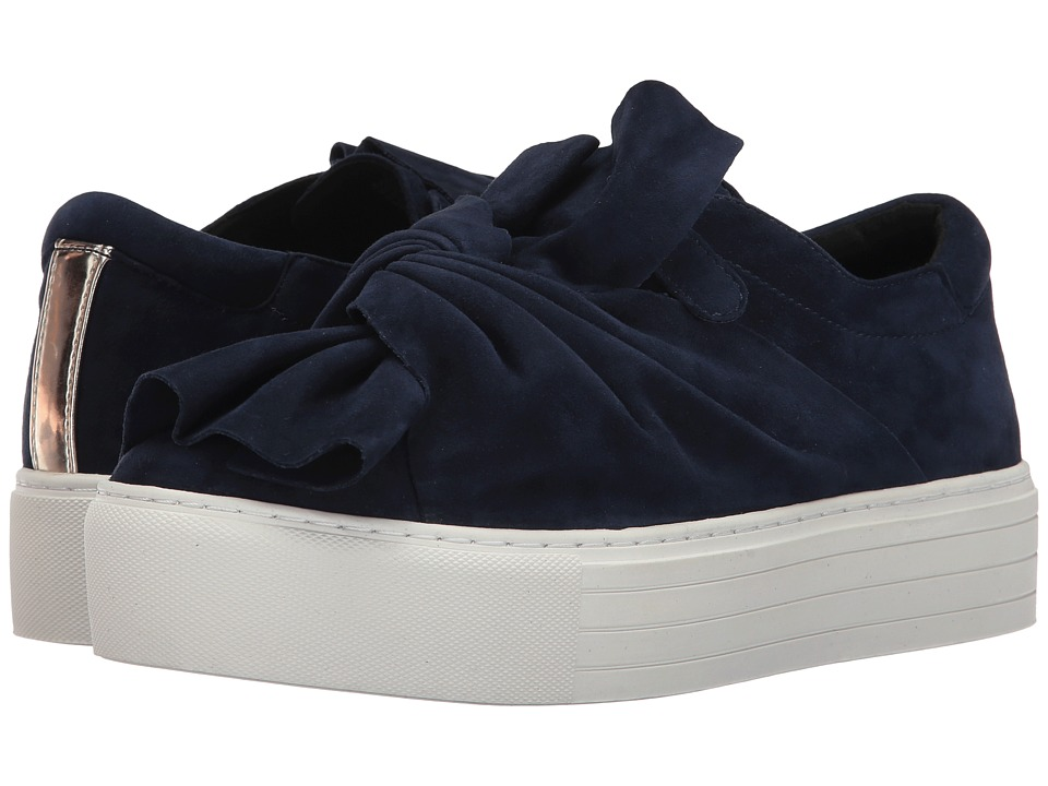 Kenneth Cole New York Aaron (Navy Suede) Women