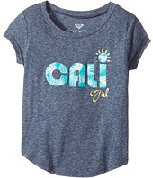 Roxy Kids - Cali Girl Fashion Crew (Toddler/Little Kids/Big Kids)