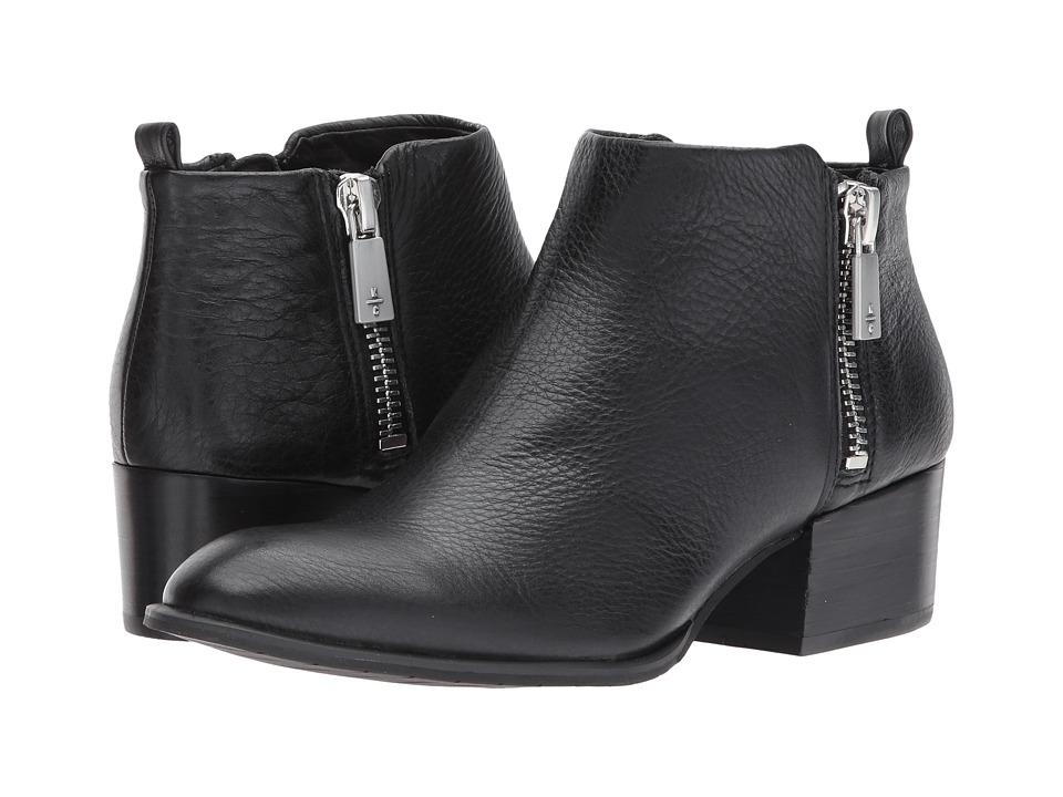 Kenneth Cole New York Addy (Black Leather) Women