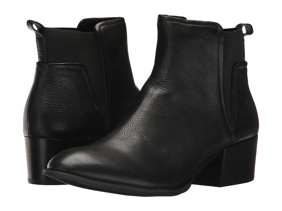 Kenneth Cole New York Artie (Black Leather) Women