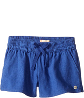 Roxy Kids - Color Into Eyes Shorts (Toddler/Little Kids/Big Kids)