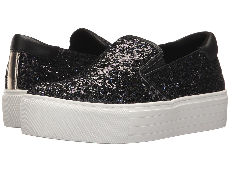 Kenneth Cole New York Joanie (Black Multi Glitter) Women