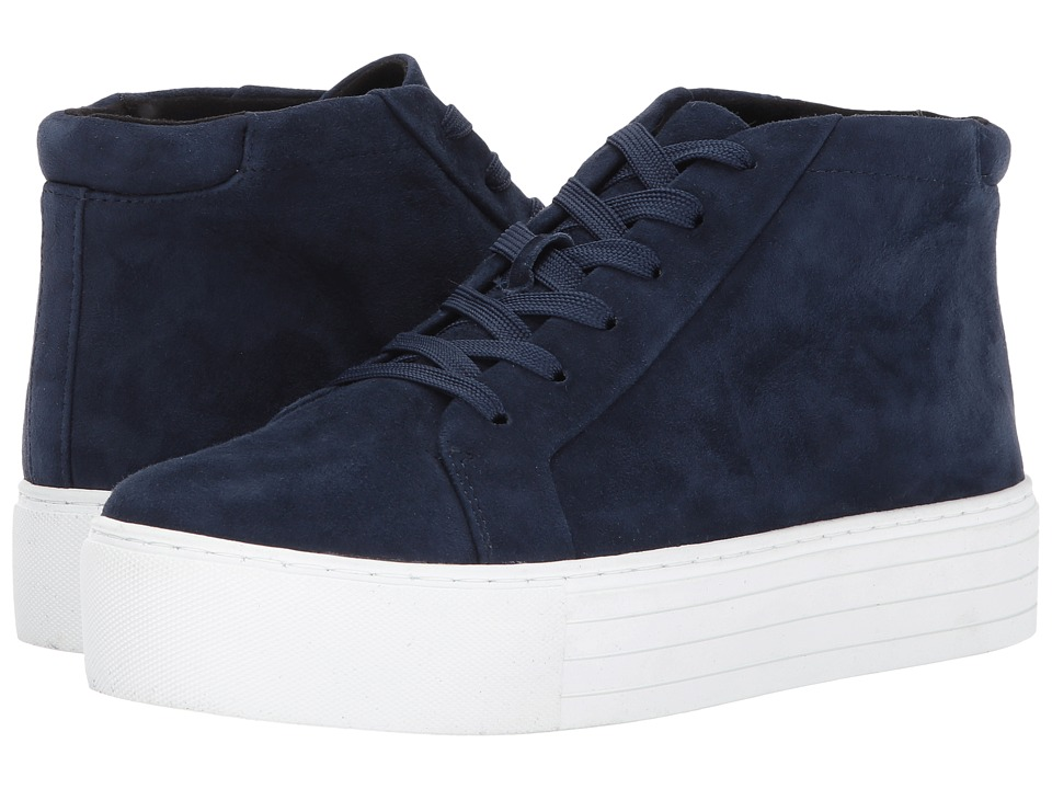 Kenneth Cole New York Janette (Navy Suede) Women