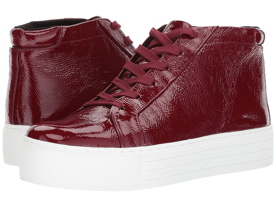 Kenneth Cole New York Janette (Wine Patent) Women