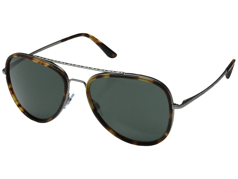 Giorgio Armani - 0AR6039 (Yellow Tortoise) Fashion Sunglasses