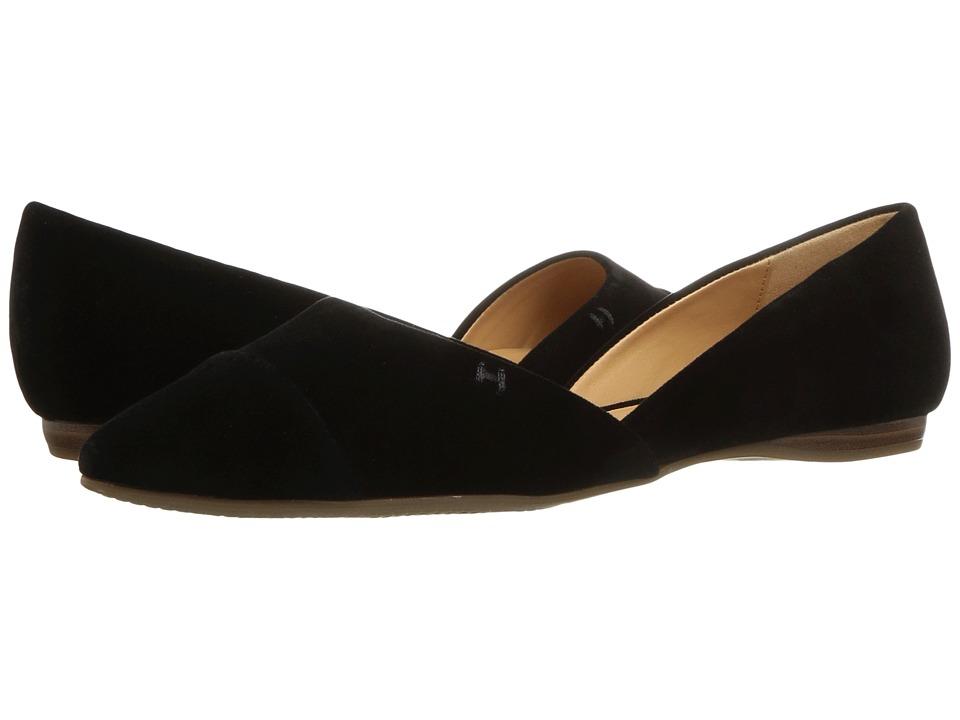 Tommy Hilfiger Narcee 2 (Black Velvet) Women's Shoes