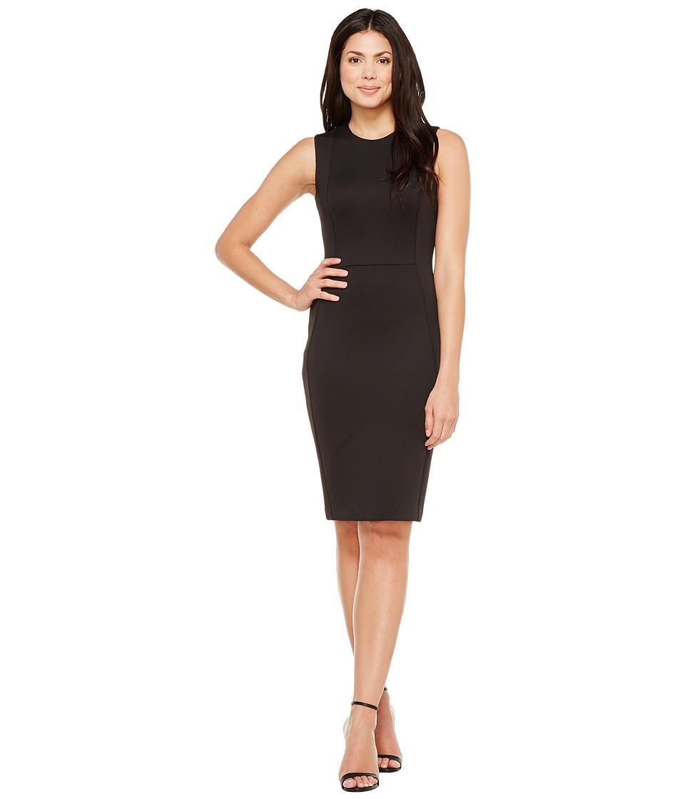 Calvin Klein Princess Panel Sheath CD7M1A00 (Black) Women