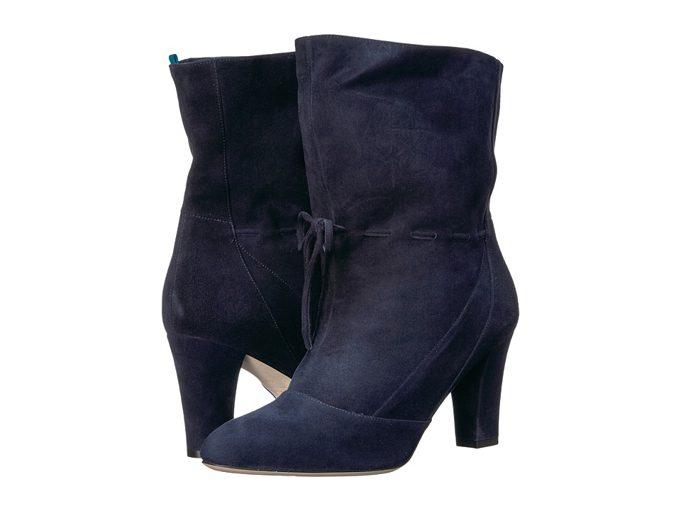 SJP by Sarah Jessica Parker Khloe (Navy Suede) Women