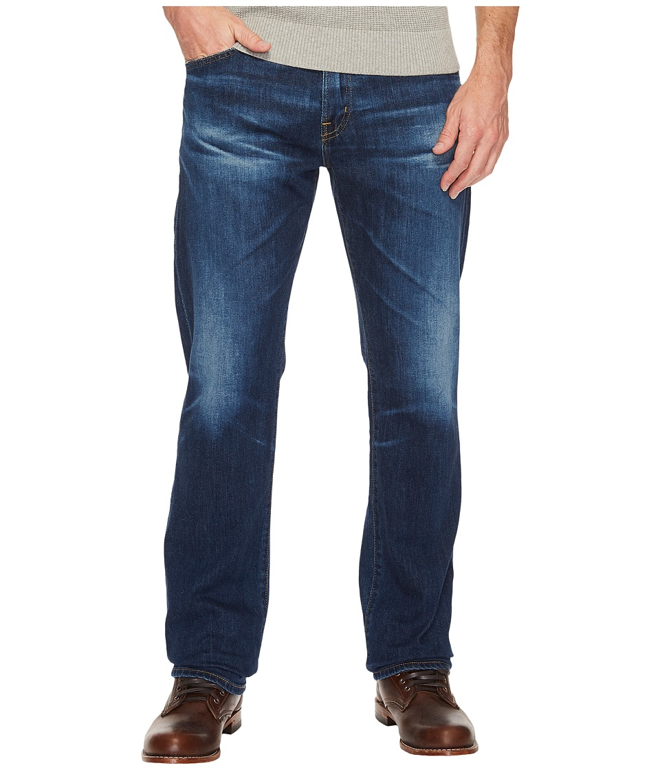 AG Adriano Goldschmied Graduate Tailored Leg Denim in 15 Years Wrecked (15 Years Wrecked) Men
