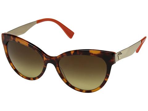 Versace VE4338 - Havana/Orange/Brown Gradient