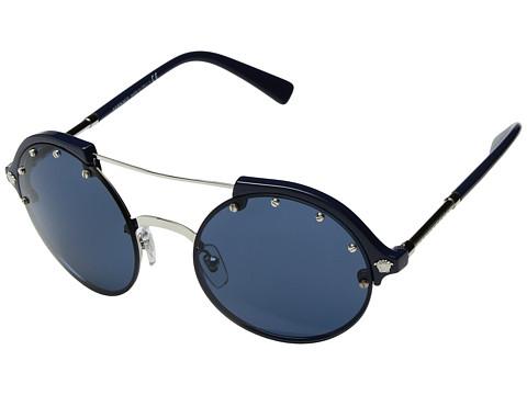 Versace VE4337 - Silver/Blue/Blue