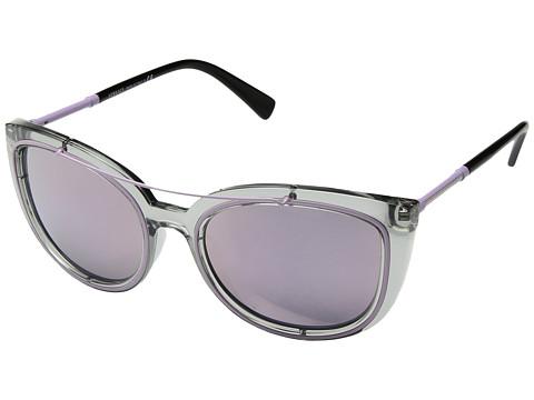 Versace VE4336 - Transparent Grey/Pink