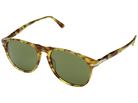 Persol 0PO6649S - Limited Edition Yellow Tortoise/Green