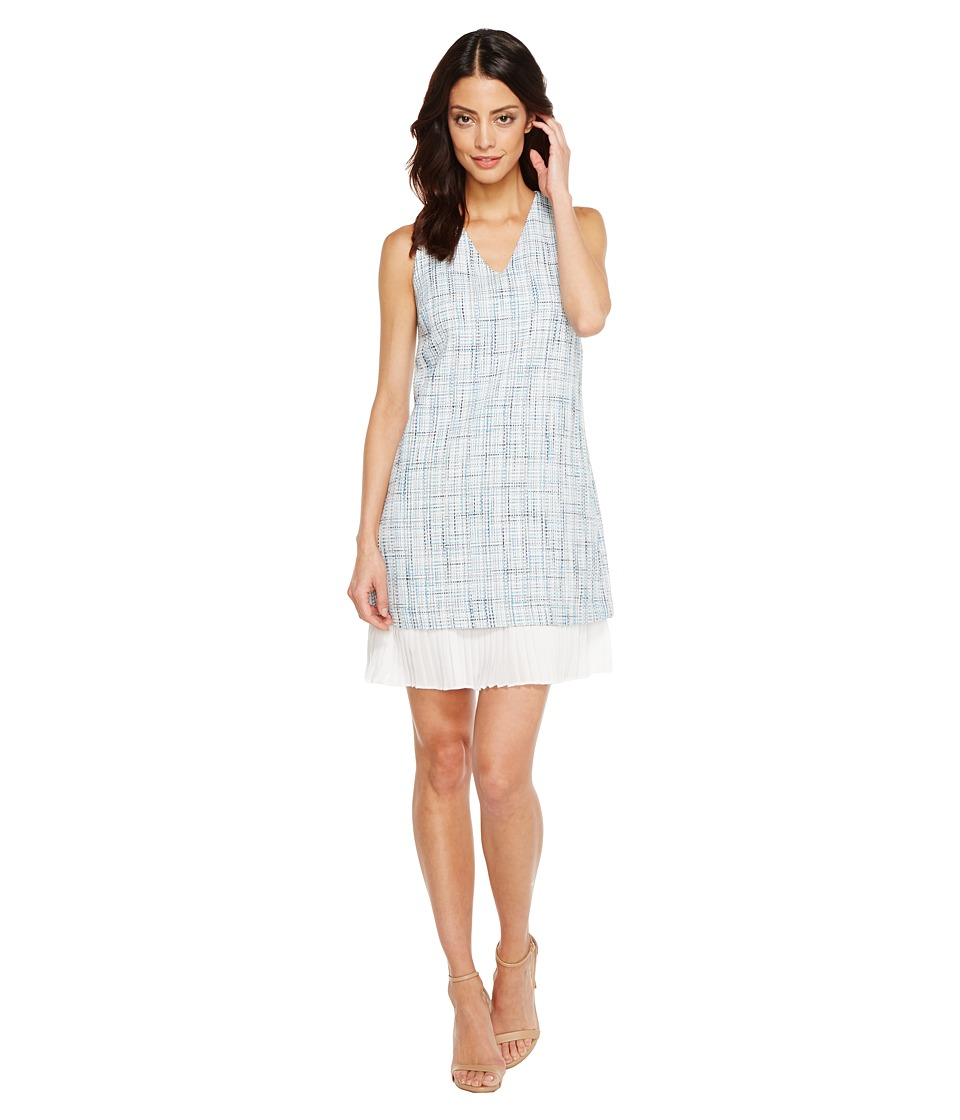 CeCe - Isabella - Sleeveless V-Neck (Great Harbour) Womens Dress