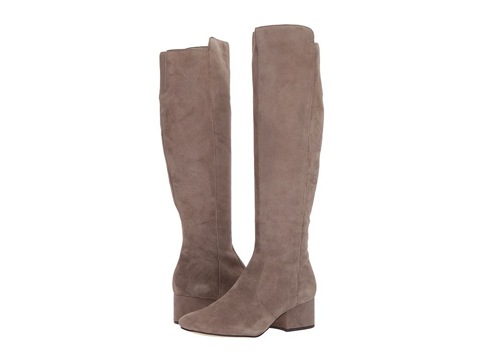 Marc Fisher LTD Tawnna (Taupe Suede) Women