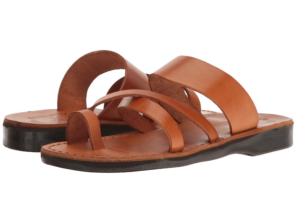 Jerusalem Sandals - The Good Shepherd - Womens (Honey) Womens Shoes