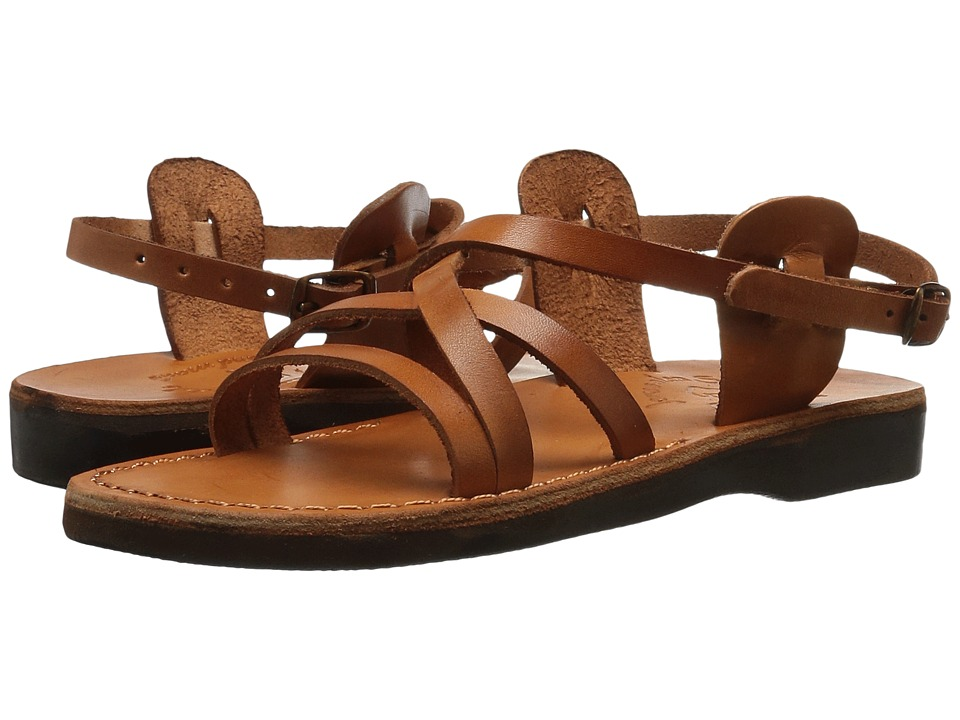 Jerusalem Sandals - Tzippora - Womens (Honey) Womens Shoes