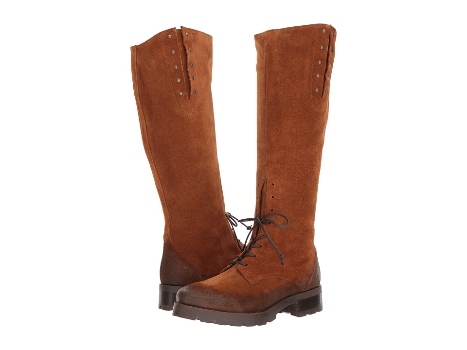Summit by White Mountain Dobbs (Camel Suede) Women