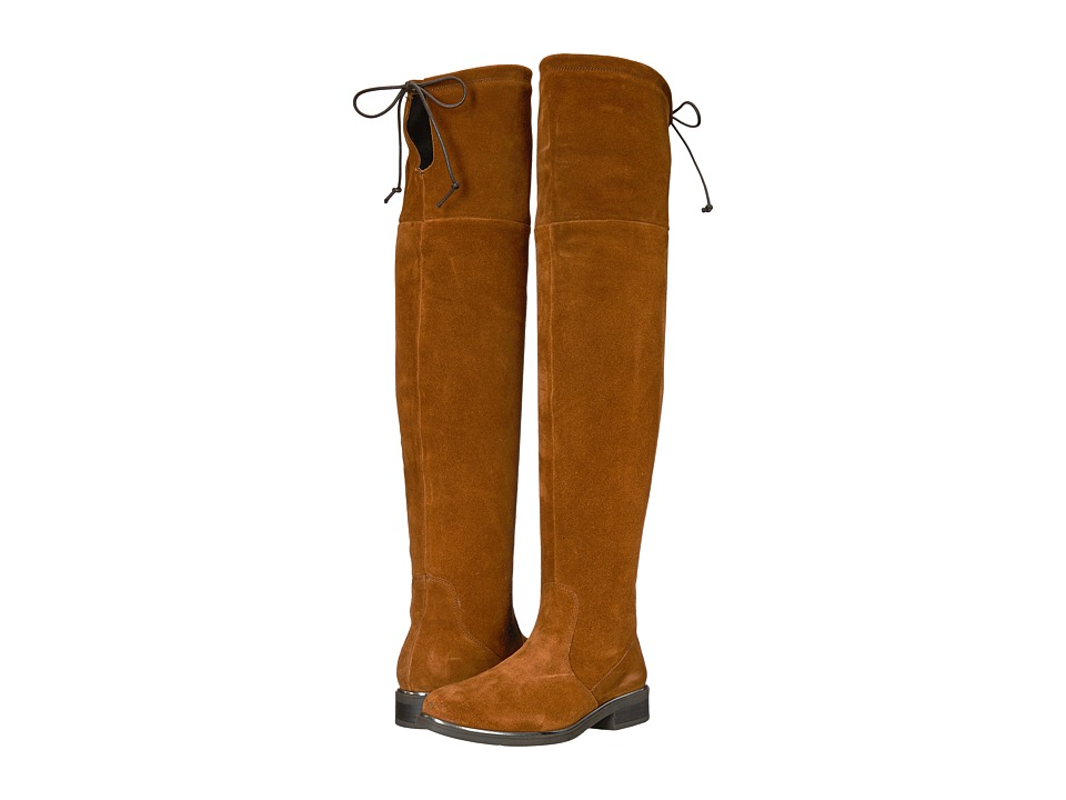 Summit by White Mountain Ambrose (Camel Suede) Women