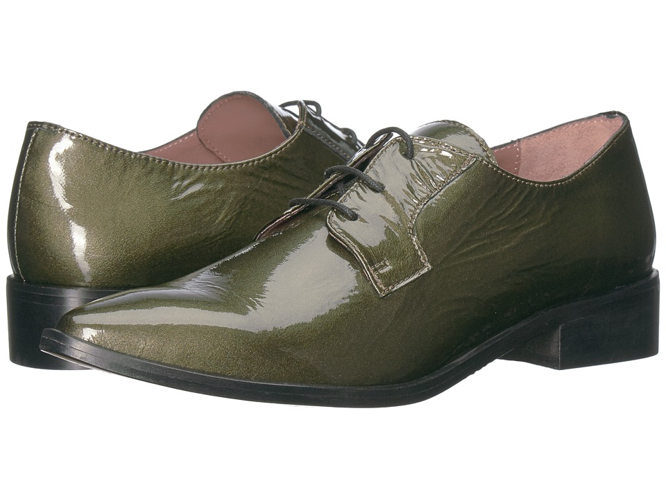 Summit by White Mountain Adrian (Green Patent) Women