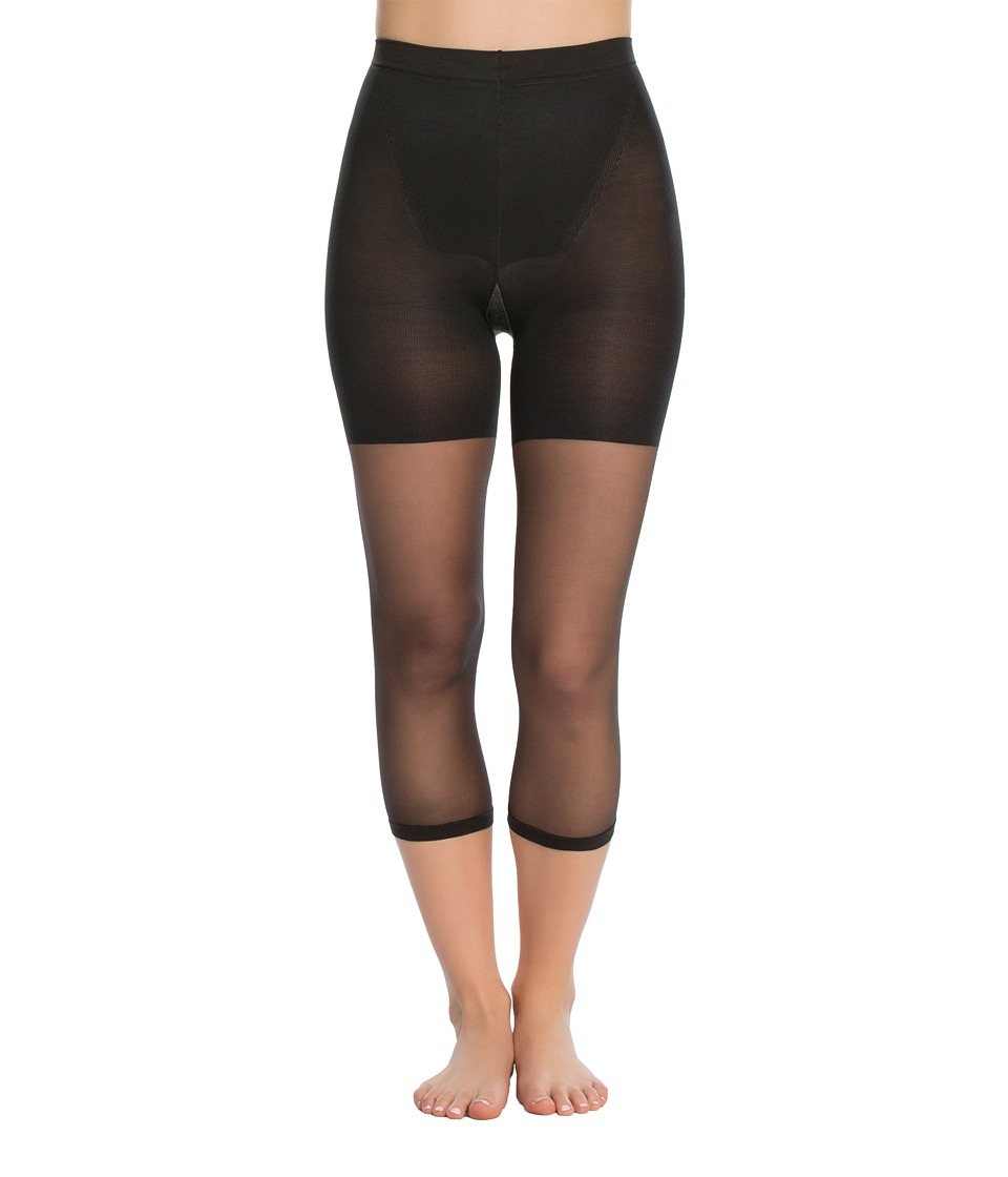 Spanx Power Capris (Black) Women