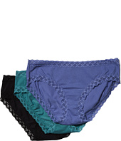Natori - Bliss Cotton Girl Brief 3-Pack