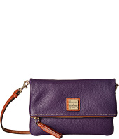 Dooney & Bourke - Pebble Fold-Over Zip Crossbody
