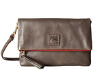 Dooney & Bourke Dooney & Bourke Florentine Classic Fold-Over Zip Crossbody