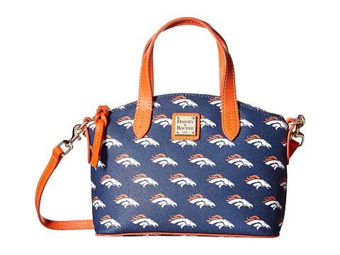 Dooney & Bourke NFL Signature Ruby Bag - Navy/Orange/Broncos