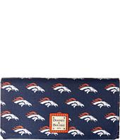 Dooney & Bourke - NFL Signature Daphne Crossbody Wallet