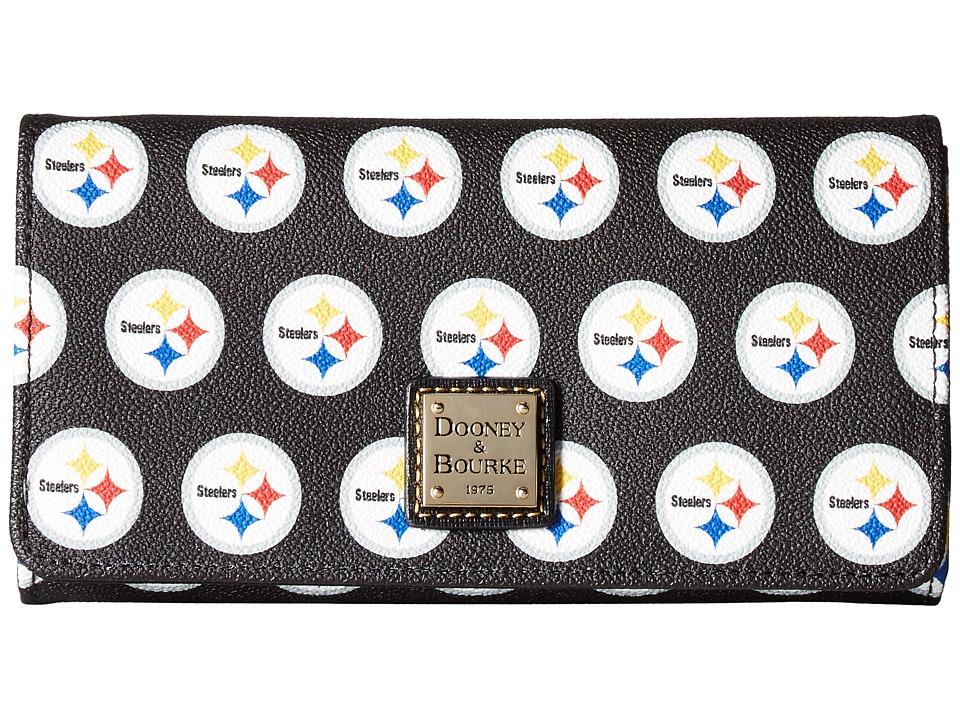 Dooney & Bourke - NFL Signature Daphne Crossbody Wallet (...