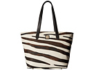 Dooney & Bourke Serengeti Large Zip Shopper