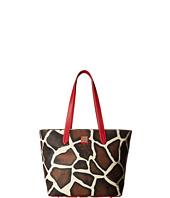 Dooney & Bourke - Serengeti Large Zip Shopper